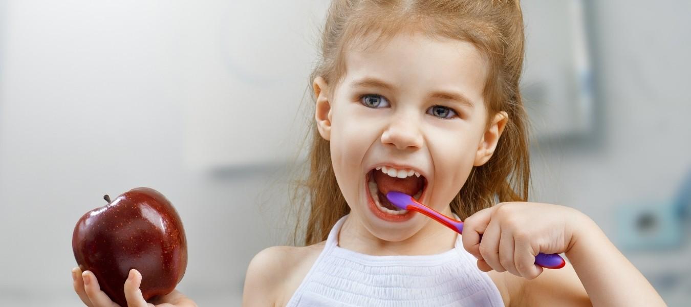 שמירה על שיני הילדים